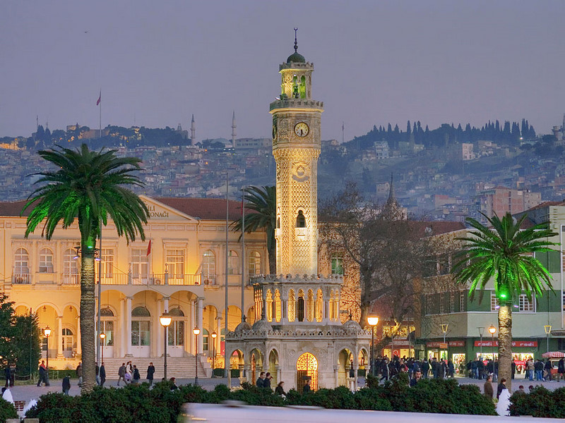 Izmir Turkey Pictures and videos and news CitiesTipscom