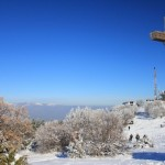 Mount Vodno and the Millennium Cross