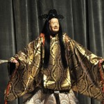 "The Japanese ""Noh"" theater: one actor, empty stage, a thousand plays"