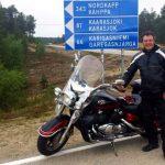Finland best, Ukraine and Russia worst for bikers
