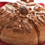 HRISTOPSOMO – Greek Christmas Bread