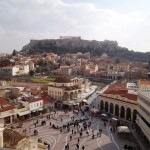 The district of Monastiraki: Athenian history at a glance