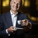 Mr Illy talks espresso and illycaffè