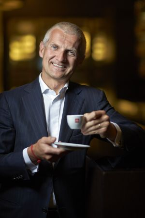 "Andrea Illy: ""The massive consolidation in the global coffee segment doesn't worry us a bean"""