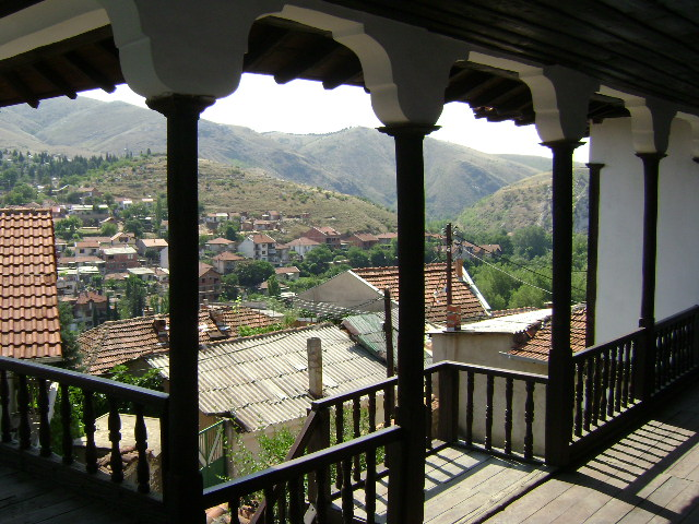 Balcony of Hadzi Konstantin's house