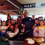 """Top Chef"" Kevin Sbraga in Macedonia: Open your mind, there are ways to explore food!"