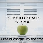 """Free of charge"" – by the state"