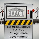Let me illustrate to you – (I)Legitimate government