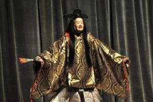 """Јапонски """"Но"""" театар: еден актер, празна сцена, илјада претстави"""
