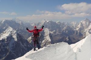 Илина Арсова – САМУРАЈ меѓу планинските врвови