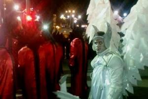 Карневалско лудило во Струмица (фото)