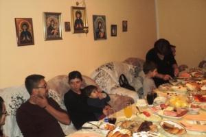 На српска слава во Косово