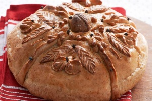 Христопсомо – Грчки Божиќен леб