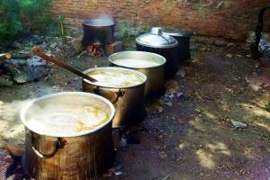 Цело село го готви, цело село го јаде – Кешкек