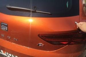На паркингот позади Томче Софка изгребана колата на висок функционер на меѓународна фондација