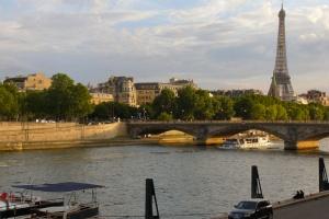 Париз во очите на едно седумгодишно момче
