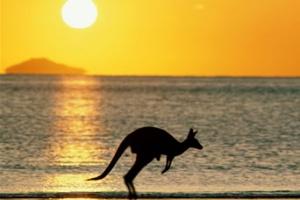 Далечната Австралија