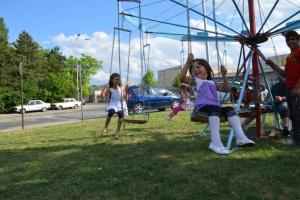 Комшиска прослава на Ѓурѓовден на скопското Кале