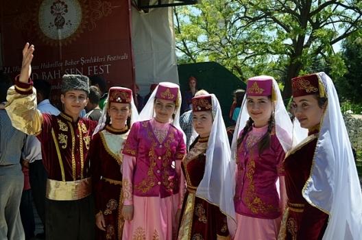 фолклорна група од Украина