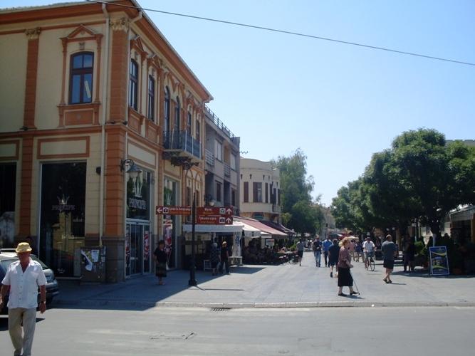Куќата на Елени Каринте на Широк сокак