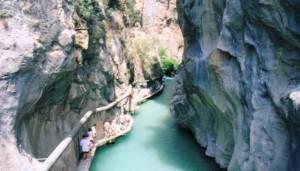 Fethiye_Sakl-kent-Kanyon-girisi