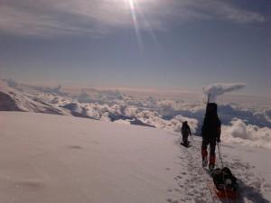 kinisani sonce na planina