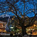 Новогодишни празници на грчки начин