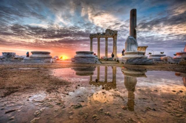 Храмот на Аполон, Анталија