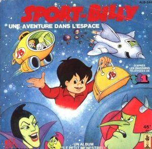 Sport Billy cartoon