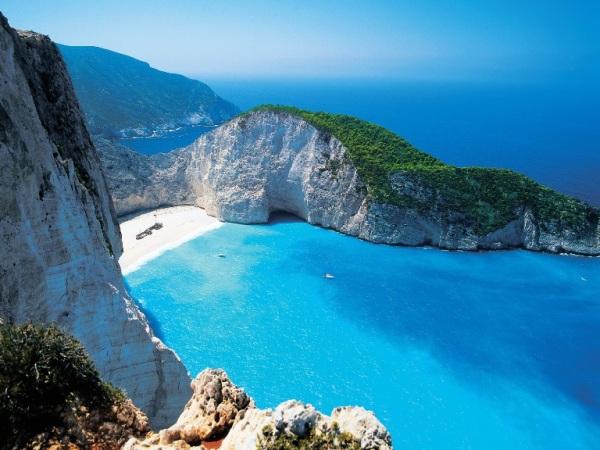 Островот Закинтос, Грција