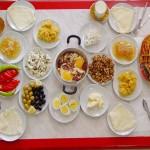 Сите имаме вкусна храна, но кој јаде најмногу?