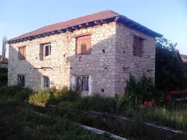 Македонска куќа - Александар Левески