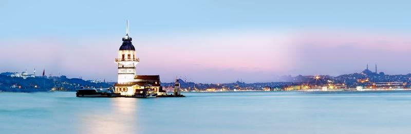 Maiden Tower touristanbul