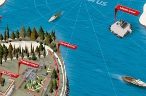 Mapa1 TourIstanbul