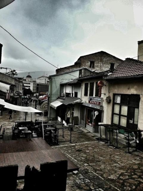 Скопска Чаршија - Чунејт Рушид