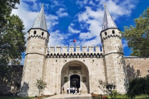 Topkapi+Palace+Istanbul+Tours