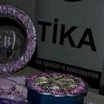 Изложба на традиционални турски ракотворби