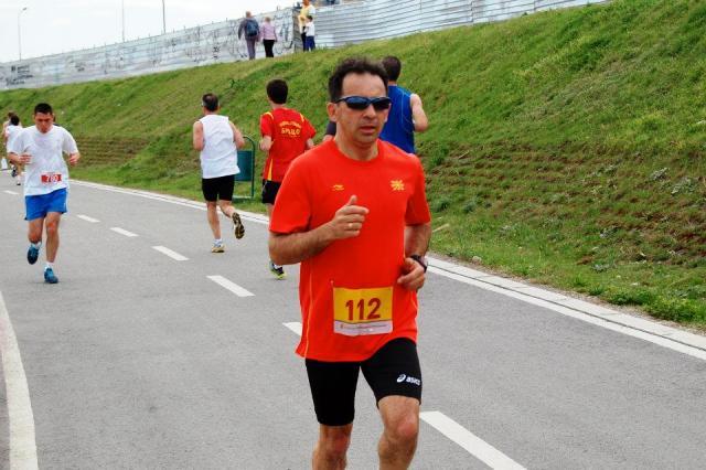 trajce maratonec