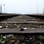 Осамена железничка станица