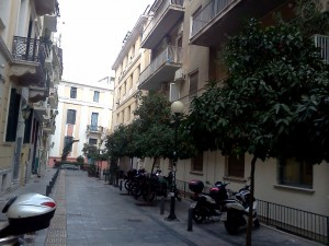 ulicka plaka motori