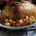 Печење: Неделна тава печено месо на грчки начин