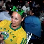 Гледајќи ги фудбалските натпревари во Грција