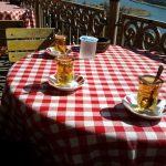 Ејуп и Пјер Лоти Кафе во Истанбул