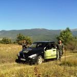 Чуваат и заштитуваат: Ренџерите на паркот Езерани
