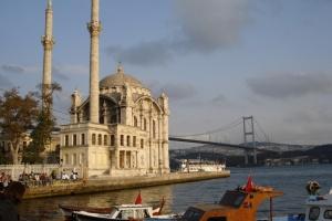 Ortaköy; Boğaz'a karşı keyif zamanı