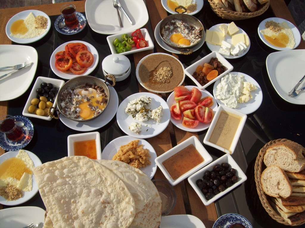 "Turkish Breakfast – ""Kahvaltı"""