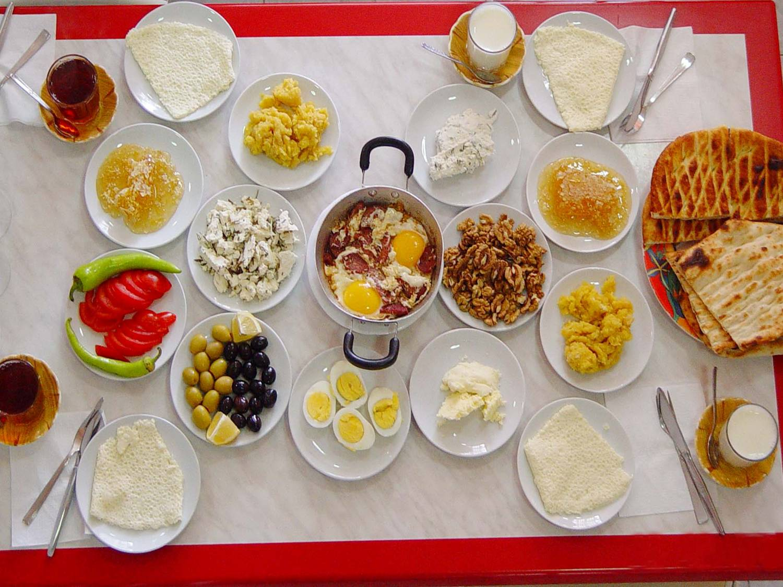 "Turkish Breakfast – ""Kahvaltı"""