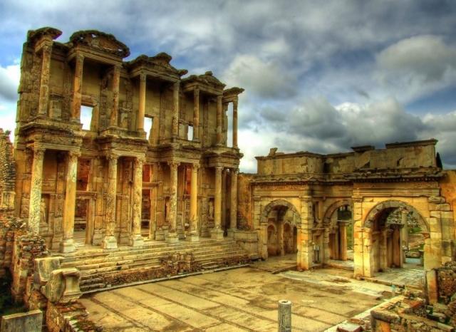 Celcius Library,Ephesus