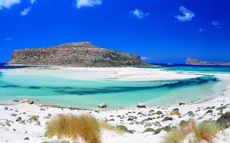 Balos Beach, Creta, Greece