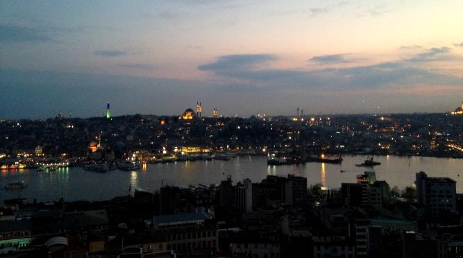 BİSİKLETLE MAKEDONYA'DAN İSTANBUL'A SEYAHAT